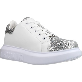 Chaussures Femme Baskets basses Love Moschino JA15654G0BJ6 Blanc