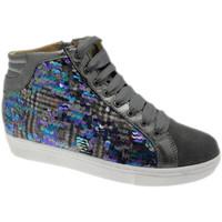 Chaussures Femme Baskets montantes Calzaturificio Loren LOC3921gr grigio