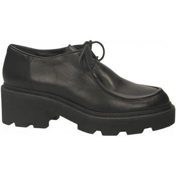 Chaussures Femme Derbies Carmens Padova POLLOCK nero