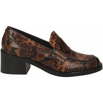 Chaussures Femme Mocassins Carmens Padova DANKA cognac