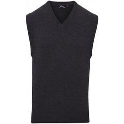 Vêtements Homme Débardeurs / T-shirts sans manche Premier PR699 Gris clair