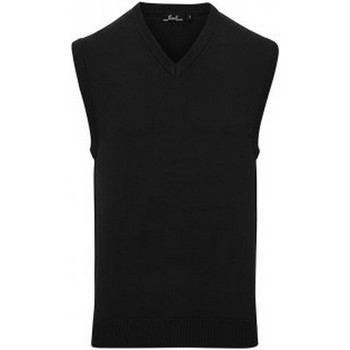Vêtements Homme Débardeurs / T-shirts sans manche Premier PR699 Noir