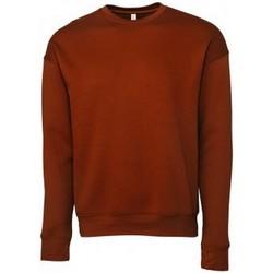 Vêtements Sweats Bella + Canvas BE045 Orange foncé
