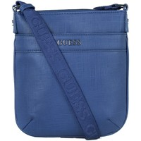 Sacs Homme Pochettes / Sacoches Guess Sacoche Homme HM6548 Bleu Navy (rft)