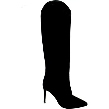 Chaussures Femme Bottes ville Bianca Di C5011 Nero