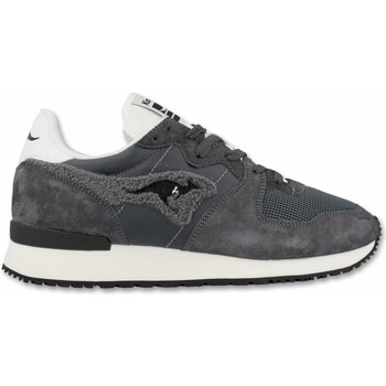 Chaussures Homme Baskets basses Kangaroos Chaussures  Aussie Prep 2.0 gris foncé/blanc