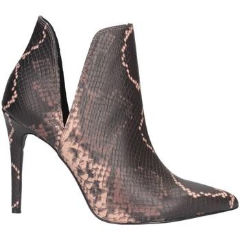 Chaussures Femme Low boots Steve Madden SMSANALESE-MOCSNK Bottes et bottines Femme MULTI MULTI