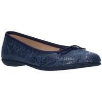 Chaussures Fille Ballerines / babies Batilas 111/182 Niña Azul marino bleu
