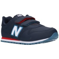 Chaussures Garçon Baskets basses New Balance IV500RNR/YV500RNR Niño Azul marino bleu