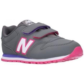 Chaussures Garçon Baskets basses New Balance IV500RGP/YV500RGP Niño Gris gris