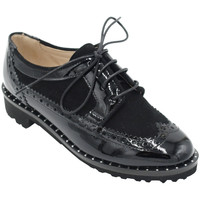 Chaussures Femme Derbies Angela Calzature ANSANGC082nr nero
