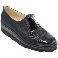 Chaussures Femme Mocassins Angela Calzature ANSANGC097nr nero