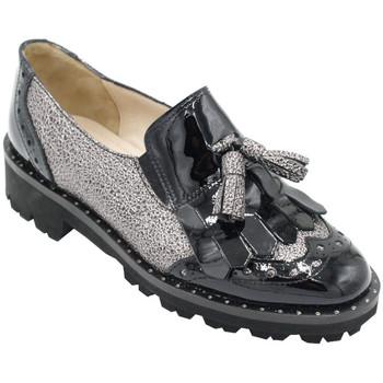 Chaussures Femme Mocassins Angela Calzature ANSANGC100bic nero