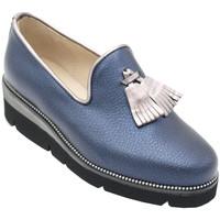 Chaussures Femme Mocassins Angela Calzature ANSANG120Ablu blu