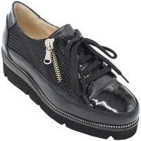 Chaussures Femme Derbies Angela Calzature ANSANGC104nr nero