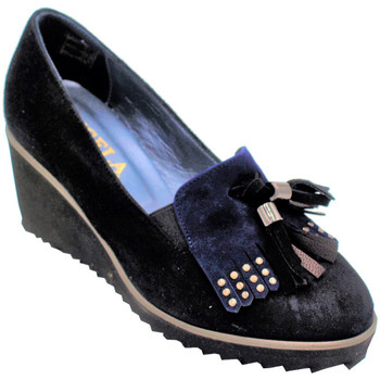 Chaussures Femme Escarpins Angela Calzature ANSANGC169nr nero
