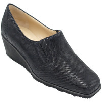 Chaussures Femme Mocassins Angela Calzature ANSANGC407nr nero