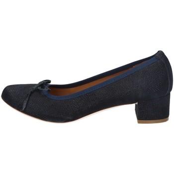 Chaussures Femme Ballerines / babies Melluso 03220XD BLEU