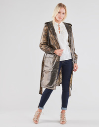Vêtements Femme Vestes / Blazers Cream SEVICA RAINCOAT Multicolore