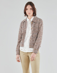 Vêtements Femme Vestes / Blazers Cream CHANA JACKET Multicolore