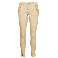 Vêtements Femme Pantalons 5 poches Cream HOLLY TWILL PANT Beige