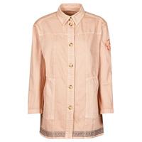 Vêtements Femme Vestes / Blazers Cream OFELIA JACKET Rose