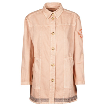 Vêtements Femme Vestes / Blazers Cream OFELIA JACKET Rose