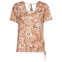 Vêtements Femme T-shirts manches courtes Cream LULLA TSHIRT Multicolor