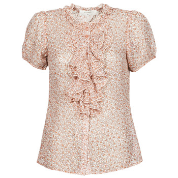 Vêtements Femme Tops / Blouses Cream KINIA SS BLOUSE Orange