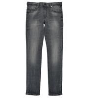 Vêtements Garçon Jeans slim Kaporal JEGO Gris