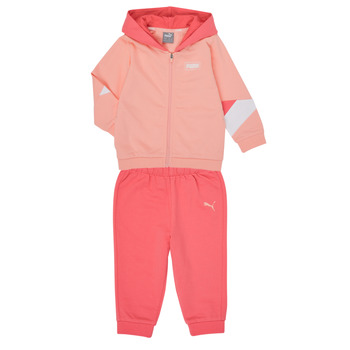 Vêtements Fille Ensembles enfant Puma BB MINICATS REBEL Rose / Gris