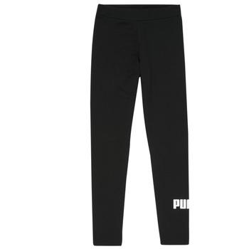 Vêtements Fille Leggings Puma ESS LEGGING Noir