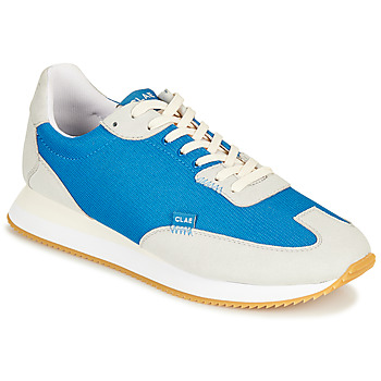 Chaussures Baskets basses Clae RUNYON Bleu / Gris