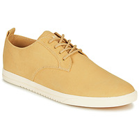 Chaussures Homme Baskets basses Clae ELLINGTON HEMP Marron
