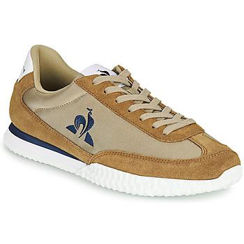 Chaussures Homme Baskets basses Le Coq Sportif VELOCE Marron / Bleu