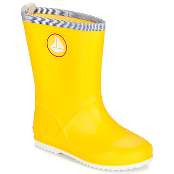 Chaussures Enfant Bottes de pluie Be Only CORVETTE Jaune