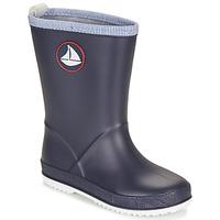 Chaussures Enfant Bottes de pluie Be Only CORVETTE Marine