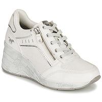 Chaussures Femme Baskets basses Mustang NULUK Beige