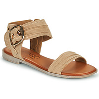 Chaussures Femme Sandales et Nu-pieds Mustang SAMIRA Taupe