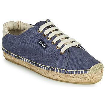 Chaussures Femme Espadrilles Banana Moon PACEY Bleu