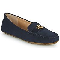 Chaussures Femme Mocassins Lauren Ralph Lauren BARNSBURY FLATS CASUAL Marine