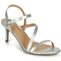 Chaussures Femme Sandales et Nu-pieds Lauren Ralph Lauren LANDYN Argenté