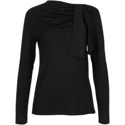 Vêtements Femme Tops / Blouses Lisca Top manches longues Giselle noir Noir