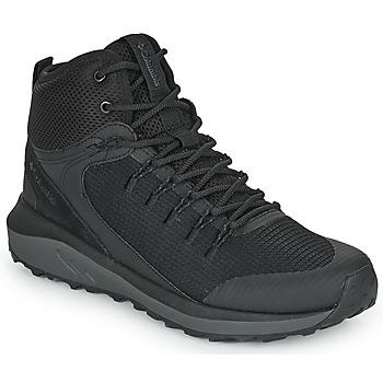 Chaussures Homme Randonnée Columbia TRAILSTORM MID WATERPROOF Noir