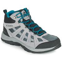 Chaussures Homme Randonnée Columbia REDMOND III MID WATERPROOF Gris