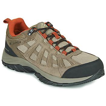 Chaussures Homme Randonnée Columbia REDMOND III WATERPROOF Marron
