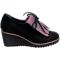 Chaussures Femme Derbies Angela Calzature ANSANGC197nr nero