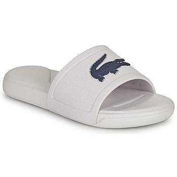 Chaussures Enfant Claquettes Lacoste L.30 SLIDE 0921 1 CUC Blanc / Bleu