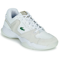 Chaussures Homme Baskets basses Lacoste T-POINT 0721 1 G SMA Blanc / Beige
