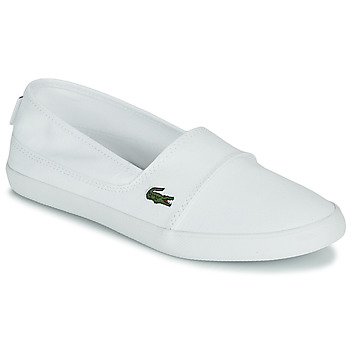 Chaussures Femme Slip ons Lacoste MARICE BL 2 SPW Blanc
